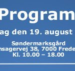 Program for Åbent hus den 19. august